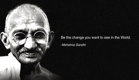 How to REALLY 'be the change' to drive culture transformation