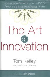 The Art of Innovation | Tom Kelley