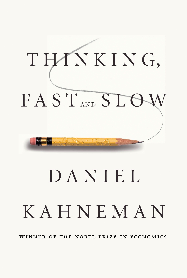 Thinking Fast & Slow | Daniel Kahneman