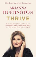 Best Mindfulness books - Thrive by Adrianna Huffington