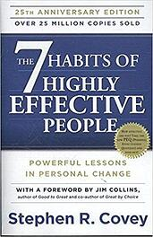 The 7 Habits of Highly Effective People | Stephen Covey