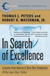 In Search of Excellence | Tom Peters