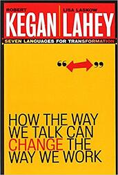How the Way we Talk can Change the Way we Work | Robert Kegan & Lisa  Lahey