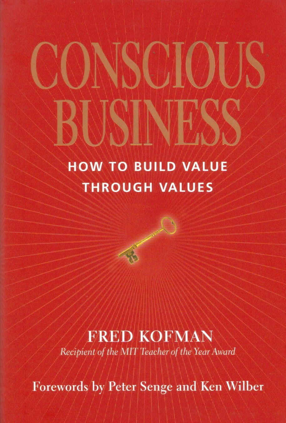 Conscious Business  | Fred Kofman
