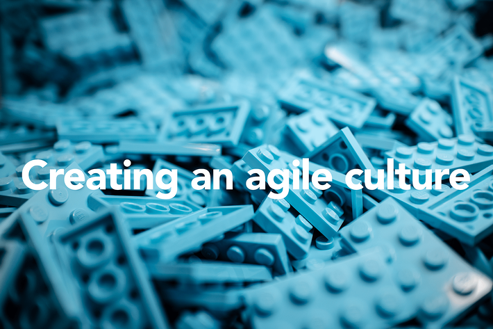 Creating an agile culture for your organisation