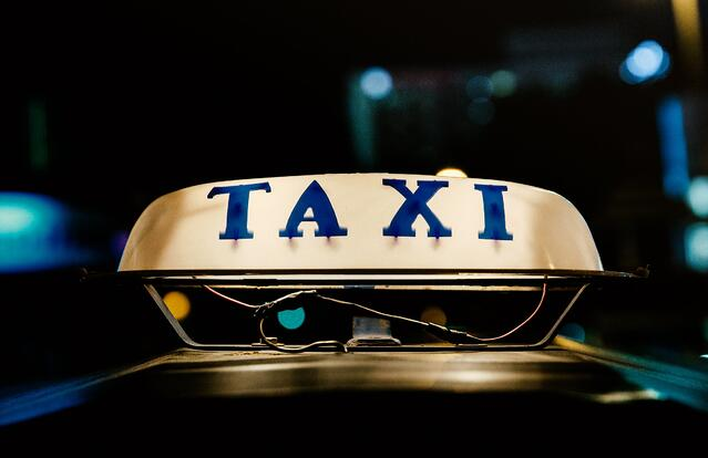 Culture change lesson from a taxi driver