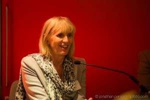 Carolyn Taylor, CEO of Walking the Talk. Photograph by Jonathan Perugia