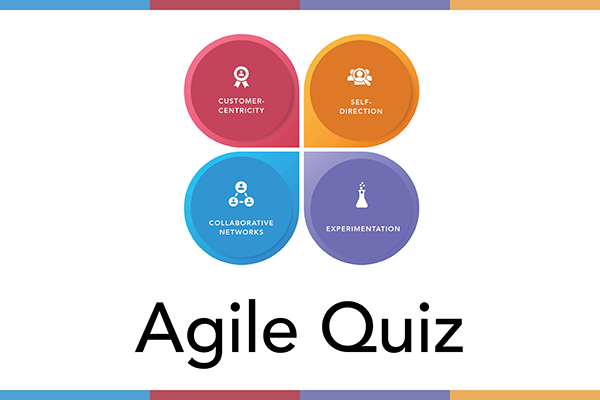 Walking the Talk Agile quiz