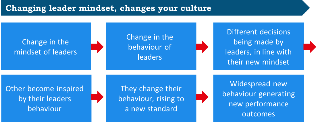 Developing leaders as powerful agents of change