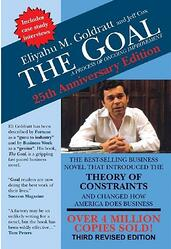 The Goal: A Process of Ongoing Improvement | Eliyahu Goldratt, Jeff Cox & Whitford, David (CON)