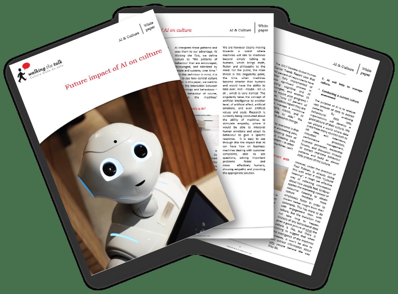 Future impact of AI on Culture eBook