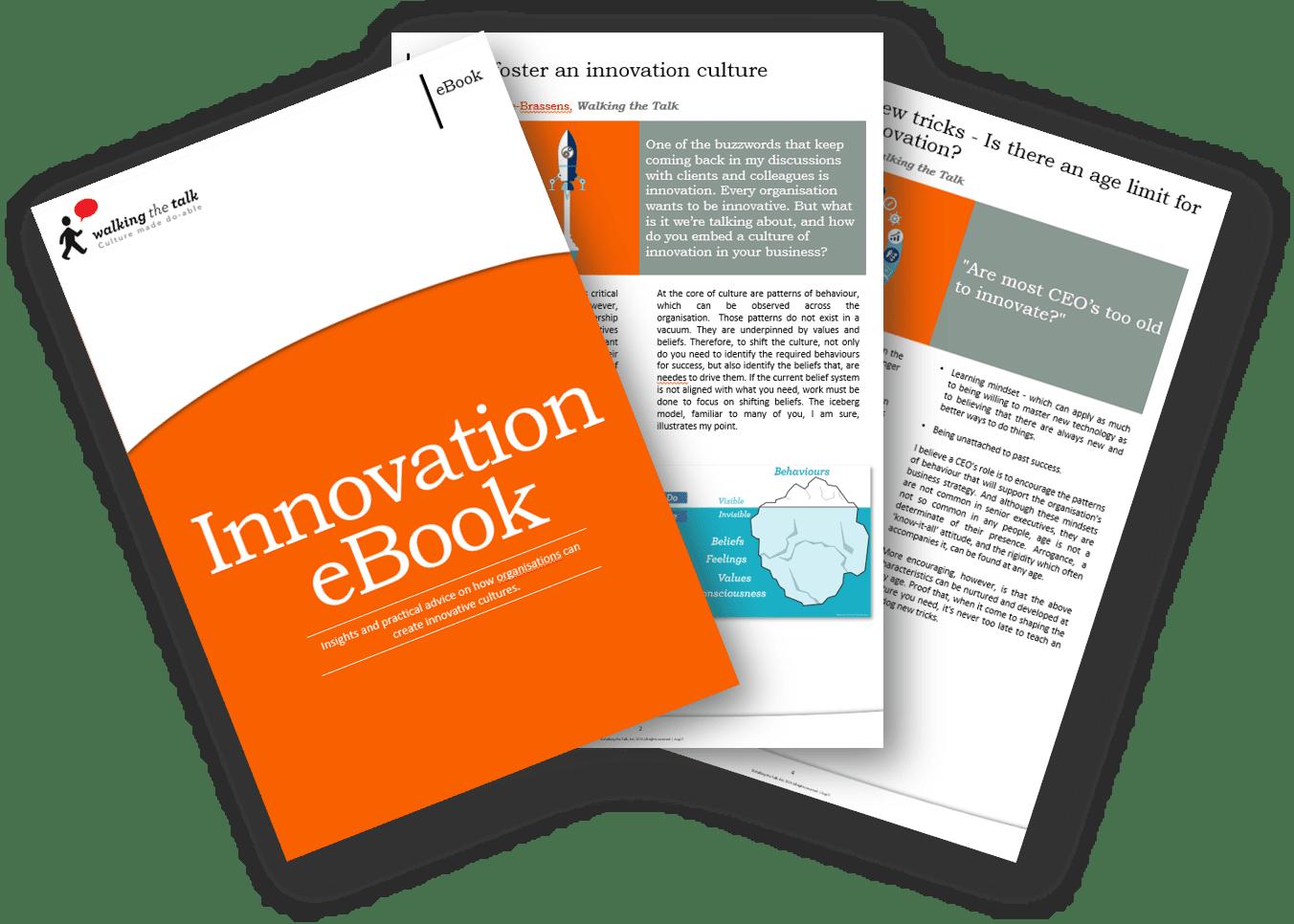 Landing page Innovation