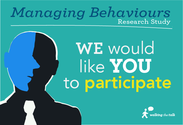 Managing behaviours in the workplace research report