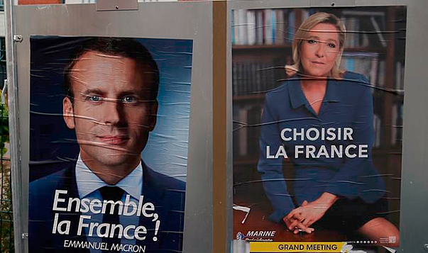 French elections: the cultural difference between Macron and Le Pen