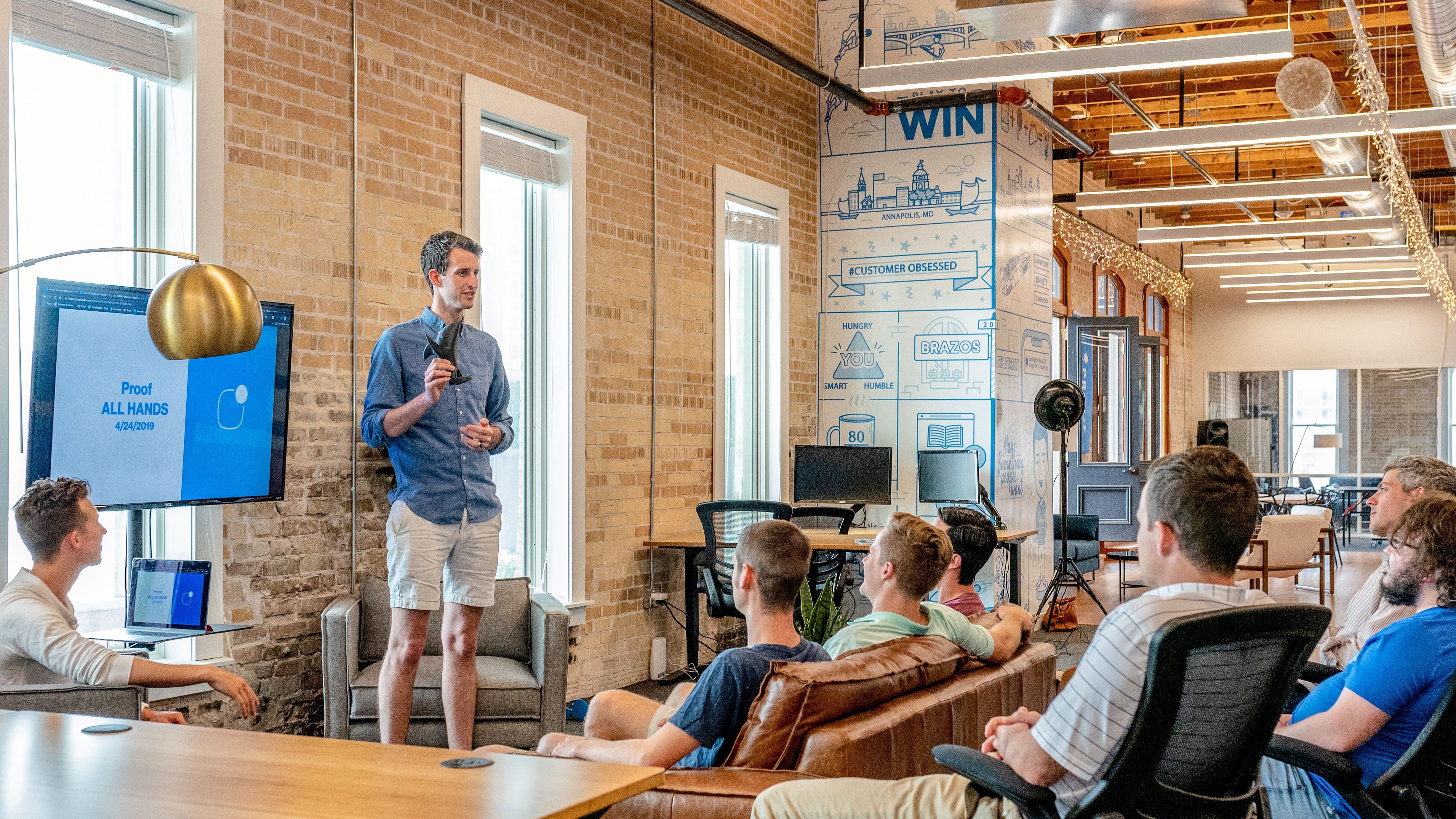 The culture of more: becoming a values-led company